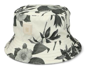 Hat, woven, aop