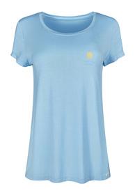 Skiny Damen Shirt kurzarm Festival Vibe Sleep