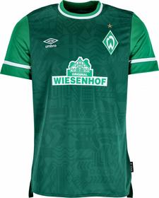 Werder Bremen Home Trikot 2021/22