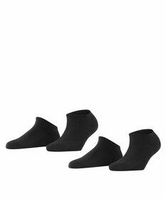Sneakersocken Uni 2-Pack