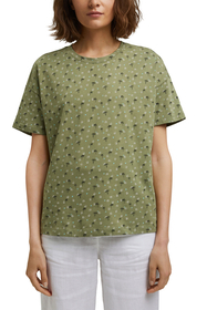 T-Shirt mit Print aus 100% Organic Cotton
