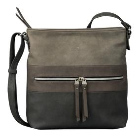 ELLEN, Cross bag L, mixed brown
