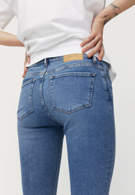TILLAA X STRETCH Denims / 5 Pockets Skin