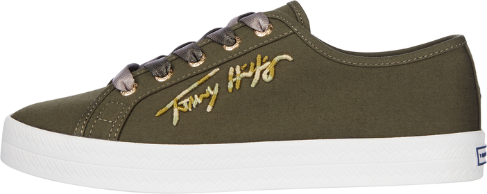 """Sneaker """"Essential"""" mit Signatur-Logo"""