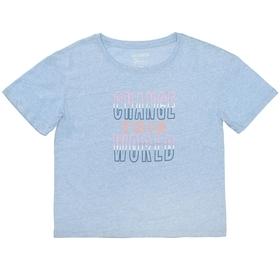 T-Shirt mit Wording