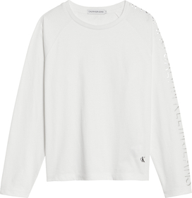 Langarmshirt aus Bio-Baumwolle