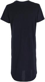 Jersey dress, T-shirt style