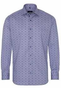 Eterna Langarmhemd Modern Fit Lotus Shirt Twill