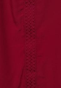 LTD QR Solid blousetop w tape