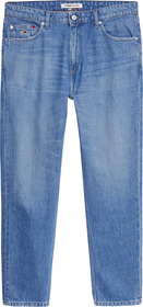 Dad Tapered Jeans mit Fade-Effekt