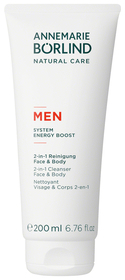 """Men"" 2 in 1 Reinig. Face & Body 200 ml"
