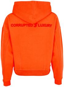 "Sweat-Hoodie ""Corrupted Luxury"""