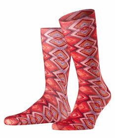 Socken Illusion Rhomb