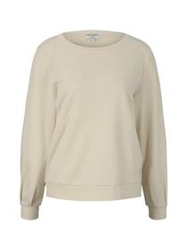 Sweatshirt crew-neck