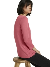 T-shirt double front