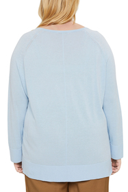 Pullover aus 100% Pima-Baumwolle