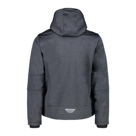 Softshelljacke Zip Hood