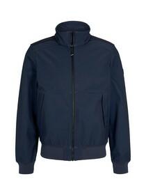 casual softshell jacket