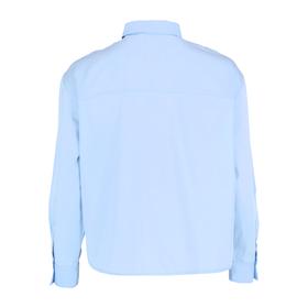Blouse, long sleeve, kent collar, c