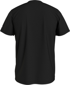 T-Shirt mit Colorblock-Logo