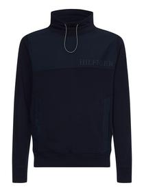 """Mock Neck-Sweatshirt """"Utility"""""""