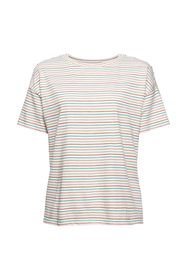 Streifen-Shirt aus Bio-Baumwolle/TENCEL™