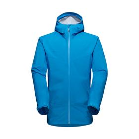 "Regenjacke ""Albula HS Hooded Jacket"""
