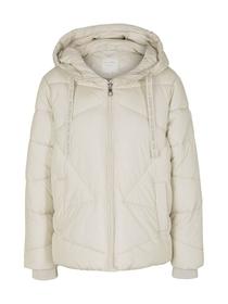 modern puffer jacket