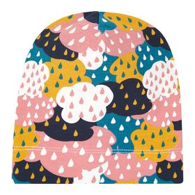 """Beanie Mütze bunte Wolken """"Kai"""""""