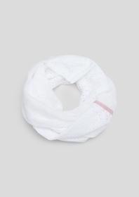 Materialmix-Loop mit Spitze