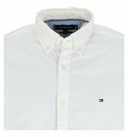 Freizeit Hemd Core Stretch Slim Uni