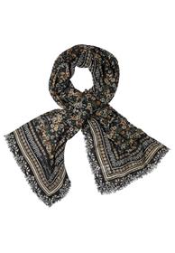 Schal aus softer Wolle