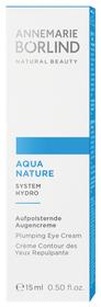 """""""Aquanature"""" Aufpolsternde Augencreme 15 ml"""