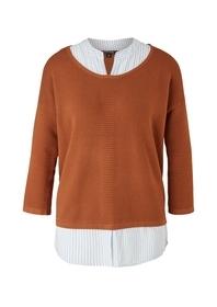 Lagen-Pullover