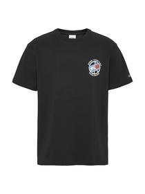 T-Shirt mit World Peace-Print