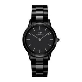 """Uhr """"Iconic Ceramic Black DW00100414"""""""