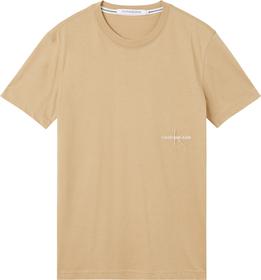 Schmales Logo-T-Shirt aus Bio-Baumwolle