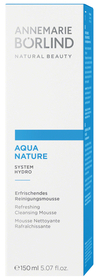 """""""Aquanature"""" Reinigungsmousse 150 ml"""
