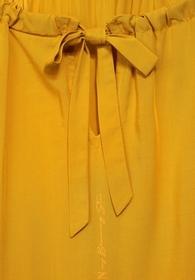 Raglan Bluse mit Schleife