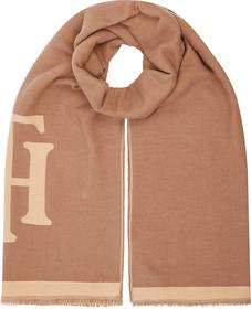Schal aus reiner gebürsteter Baumwolle