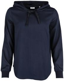Kapuzen-Bluse aus Lenzing™ und Ecovero™