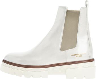 Monochromatic Chelsea Boot