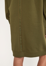 Sweatshirt Kleid