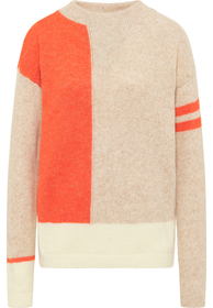 Relaxed-Fit Pullover aus Schurwolle