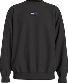 Sweatshirt mit Tommy-Badge