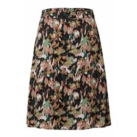 Printed Viscose Skirt Active