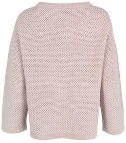 Wolle-Alpakamix-Pullover