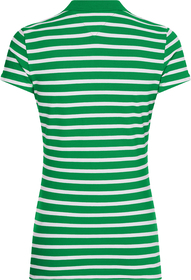 Gestreiftes Slim Fit Poloshirt