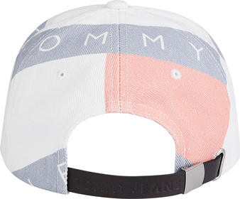 Baseball-Cap mit Logo-Print