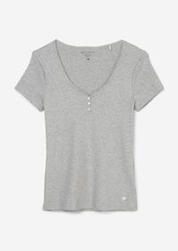 Shirt, blauschwarz, L